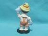 "Click to view larger image of 4 3/4"" Porcelain Pinnochio Figure (Image2)"