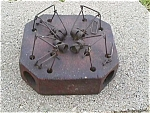 Click here to enlarge image and see more about item to16: Victor Primitive Wooden Mouse Trap