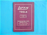 Click here to enlarge image and see more about item to32: Lufkin No. 5 Tool Catalog