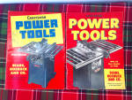 1950's Craftsman Power Tool Catalogs