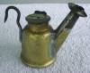 Click to view larger image of Early J. Anton & Son Miners Oil Lamp (Image2)