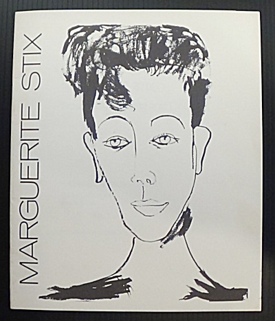 Marguerite Stix Catalog - Washington Irving Gallery
