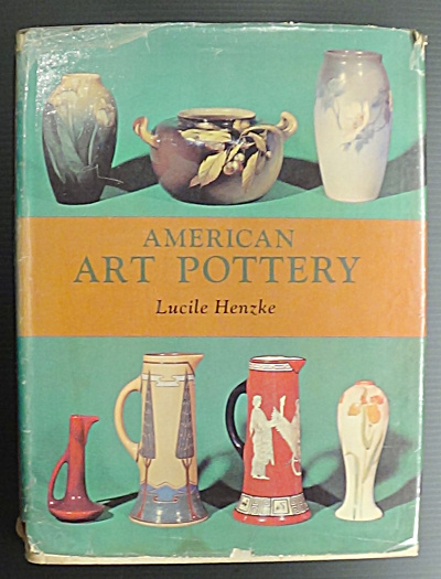 American Art Pottery - Lucille Henzke (Image1)
