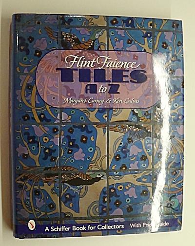 Flint Faience Tiles A - Z Carney & Galvas (Image1)
