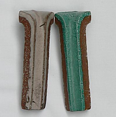 Grueby Corner Tiles - Pair (Image1)
