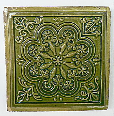Antique Floor Tile � Godwin (Image1)