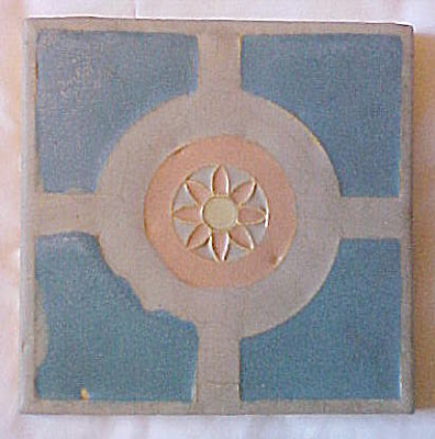 Wheatley Floral/geometric Tile