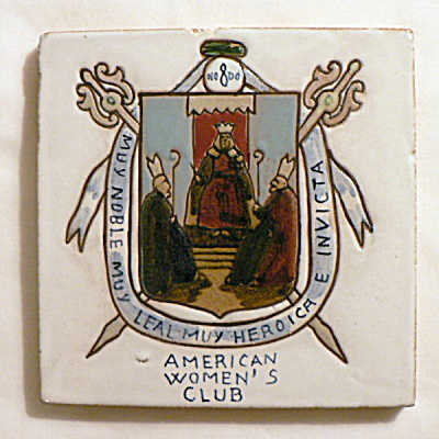 Mensaque Rodriguez Tile American Women's Club