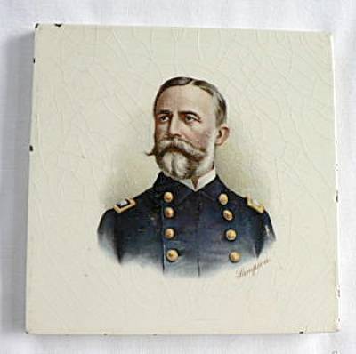 Admiral Sampson Antique Tile