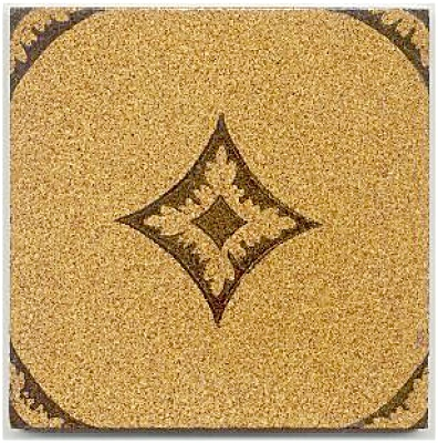 English cork look tile (Image1)