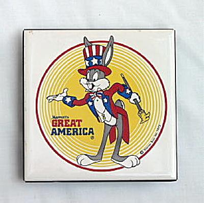 Bugs Bunny Tile (Image1)
