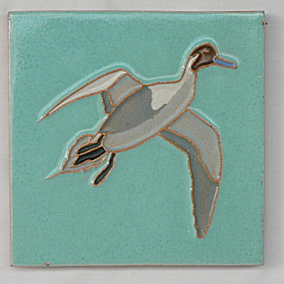 Duck Tile made by Richard E Bishop (Image1)