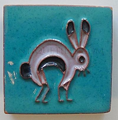 3 Inch Stylized Hopi Rabbit - Desert House Crafts - DHC (Image1)