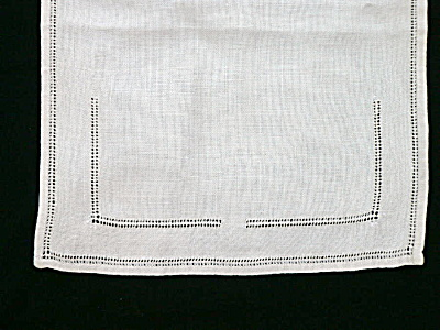 Vintage Linen Runners - set of 2 (Image1)