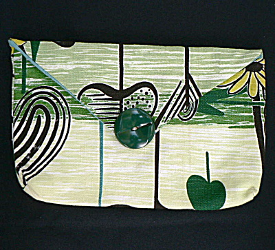 Vintage Fabric Purse (Image1)