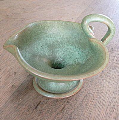 Cole Matte Green Serving Piece
