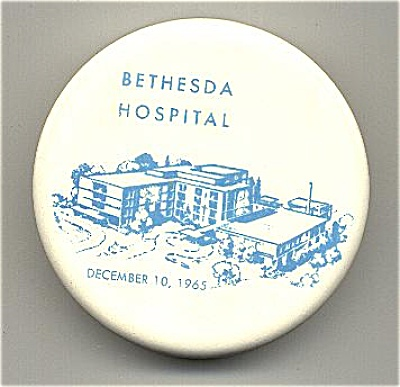 Bethesda Hospital paperweight by Mosaic Tile (Image1)