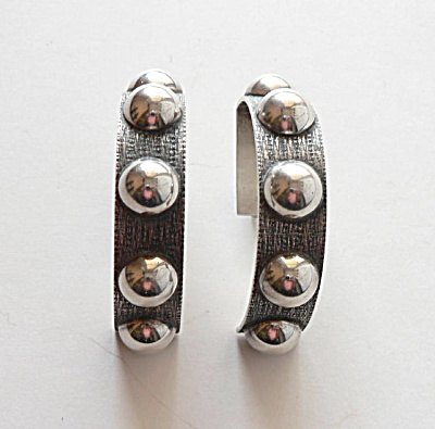 Sterling Silver Clip Earrings  (Image1)