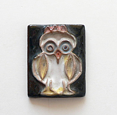 Wise Owl Tile
