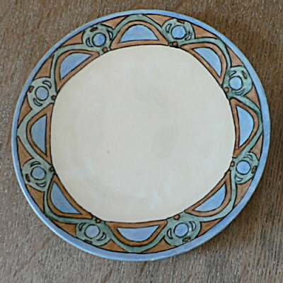 Pair of Silesia Porcelain Plates (Image1)