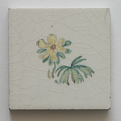 Rhodes Tile Company Hand Painted Tile (Image1)