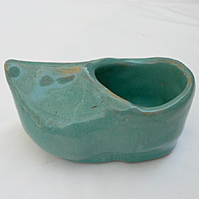 Pottery Dutch Shoe (Image1)