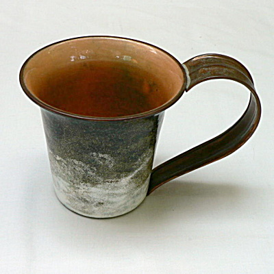 Nekrassoff Large Handled Mug � Brown (Image1)