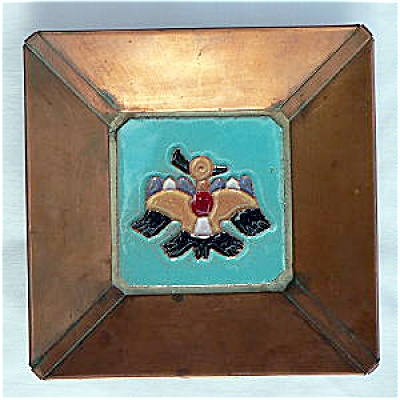 Native American Thunderbird on Tile by DHC (Image1)