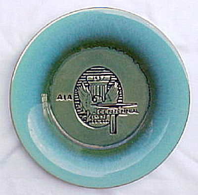 Romany Spartan Commemorative Plate for AIA (Image1)