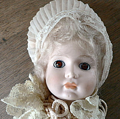 Louis Nichole Heirloom Doll (Image1)