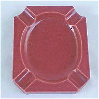National Tile Company Ashtray - Anderson, Indiana (Image1)