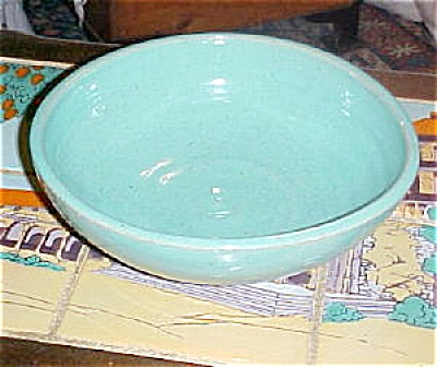 North Carolina Large Thrown Bowl (Image1)