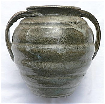 North Carolina Pottery Medicine Jar (Image1)