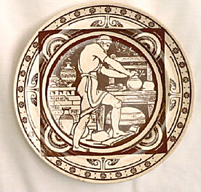 Moyr Smith Industrial Series Plate - Potter (Image1)