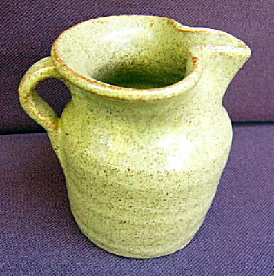 Monticello Pottery Pitcher (Image1)