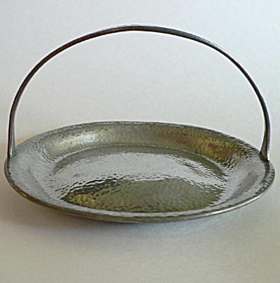 Tudric Pewter Cake Basket (Image1)