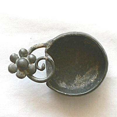 Nekrassoff Pewter Open Salt (Image1)