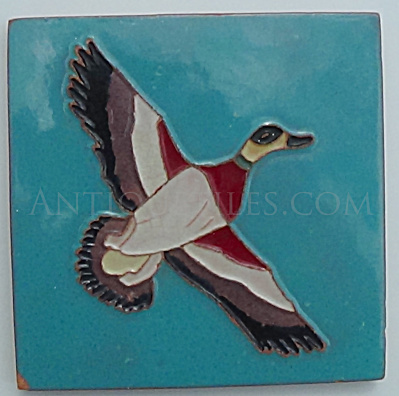 Goose Tile - Desert House Crafts - Dhc