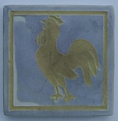 Cambridge Wheatley Rooster Tile  (Image1)
