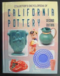 Click to view larger image of Collector's Encyclopedia of California Pottery- 2 Books (Image2)