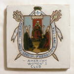 Click to view larger image of Mensaque Rodriguez Tile American Women's Club (Image1)