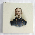 Click to view larger image of Admiral Sampson Antique Tile (Image1)