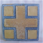 Wheatley Pottery Arts and Crafts Movement Tile