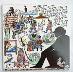 Click to view larger image of Hans Christian Andersen Tile (Image1)