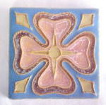 Click to view larger image of Wheatley Pottery Tile (Image1)