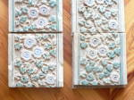Click to view larger image of Claycraft Tiles Set of 8 Vintage Calif A & C (Image3)