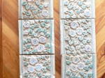 Click to view larger image of Claycraft Tiles Set of 8 Vintage Calif A & C (Image4)