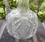 Click to view larger image of Pennsylvania Handled Decanters (pair) (Image2)