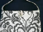 Click to view larger image of Vintage Cloth Purse (Image2)