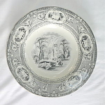 Corinthia Pattern Soup by Wedgwood & Company